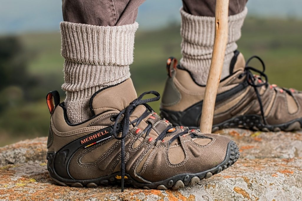 Hiking: is ankle support a myth